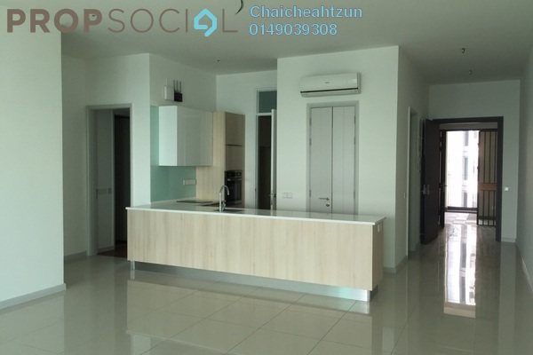Condominium For Sale in The Light Collection III, The Light Freehold Semi Furnished 3R/4B 2.4m