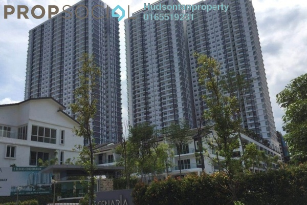 Condominium For Rent in Scenaria, Segambut Freehold Fully Furnished 4R/3B 2.05k