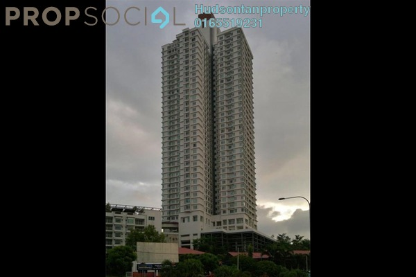 Condominium For Rent in Riana Green East, Wangsa Maju Leasehold Fully Furnished 2R/2B 2.65k