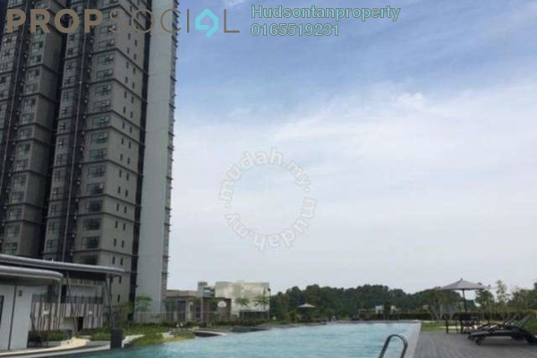 Condominium For Rent in Hyve, Cyberjaya Freehold Fully Furnished 1R/1B 1.15k