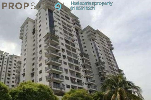 Condominium For Rent in The Chancellor, Ampang Freehold Unfurnished 3R/2B 1.75k