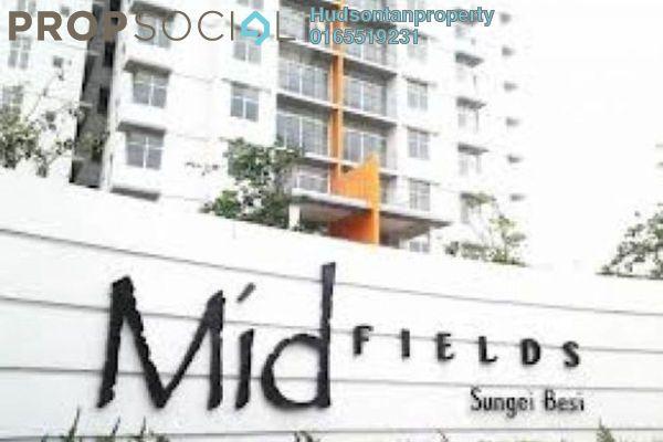 Condominium For Rent in Midfields, Sungai Besi Leasehold Semi Furnished 3R/2B 1.35k