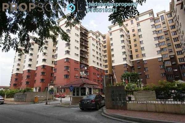 Apartment For Rent in Kelana Impian, Kelana Jaya Freehold Unfurnished 3R/2B 1.25k