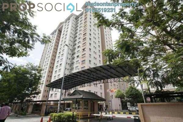 Condominium For Rent in Puncak Damansara, Bandar Utama Leasehold Semi Furnished 3R/2B 1.05k