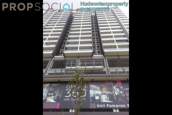 Condominium For Rent in Urban 360, Gombak Leasehold Fully Furnished 0R/1B 1.15k