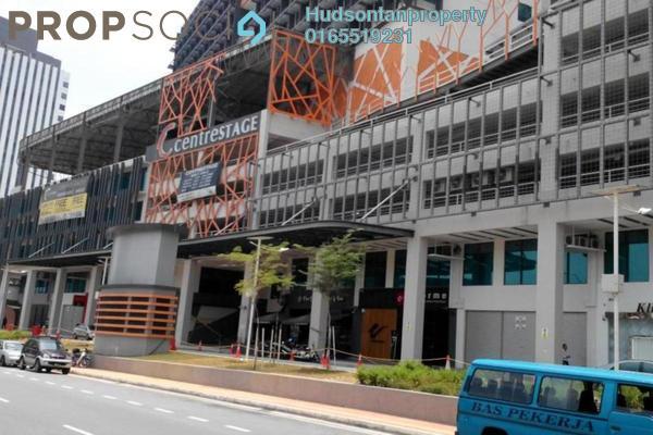 Kondominium Untuk disewa di  Centrestage, Petaling Jaya Leasehold Semi Furnished 2R/1B 1.3Ribu