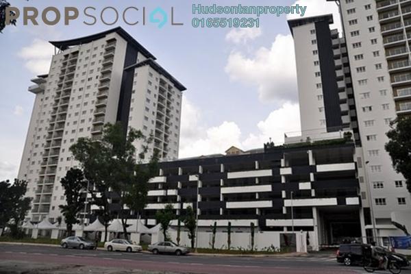 Condominium For Rent in Suria Jelatek Residence, Ampang Hilir Leasehold Fully Furnished 3R/2B 2.65k