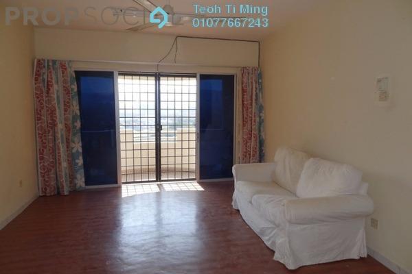 Condominium For Rent in BAM Villa, Cheras Leasehold Semi Furnished 2R/2B 1.3k