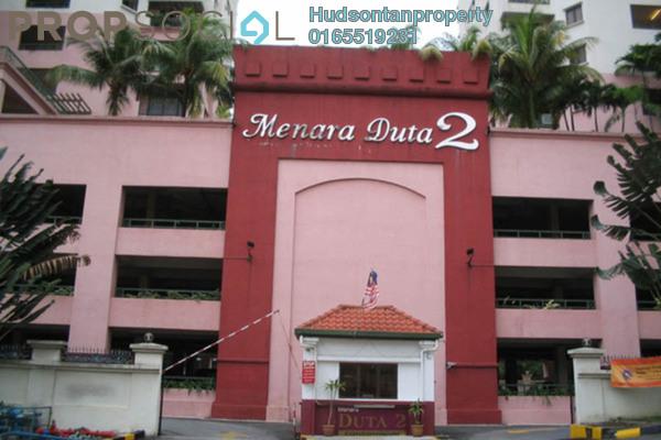 Condominium For Rent in Menara Duta 2, Dutamas Freehold Fully Furnished 4R/3B 2.15k