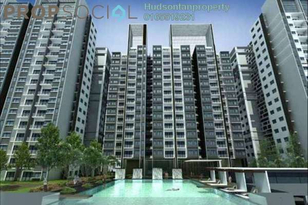 Condominium For Rent in Residensi Alami, Shah Alam Freehold Semi Furnished 3R/2B 1.35k