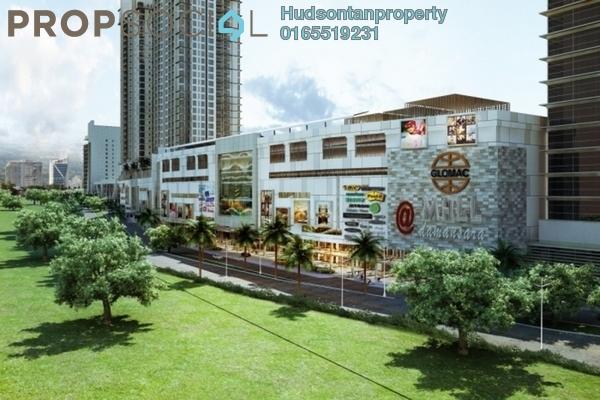 Condominium For Rent in Glomac Centro, Bandar Utama Leasehold Semi Furnished 3R/2B 2.35k