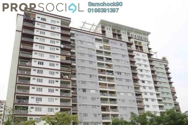 Condominium For Rent in Vista Amani, Bandar Sri Permaisuri Leasehold Semi Furnished 4R/2B 1.4k
