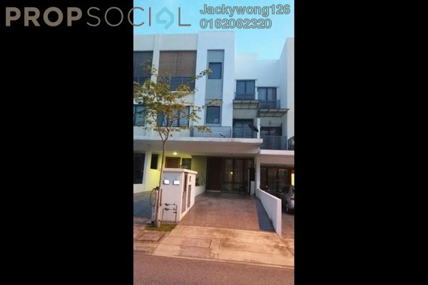 Townhouse For Sale in Odora Parkhomes, 16 Sierra Leasehold Semi Furnished 3R/3B 635k