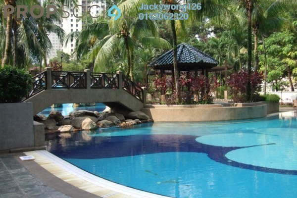 Condominium For Rent in Angkupuri, Mont Kiara Freehold Fully Furnished 3R/2B 3k