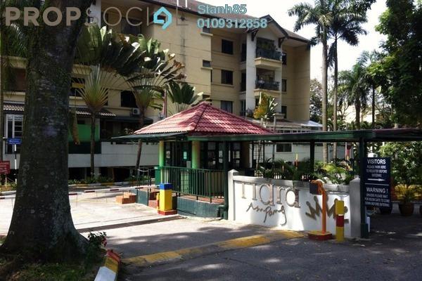 Condominium For Sale in Tiara Ampang, Ampang Leasehold Semi Furnished 3R/2B 490k