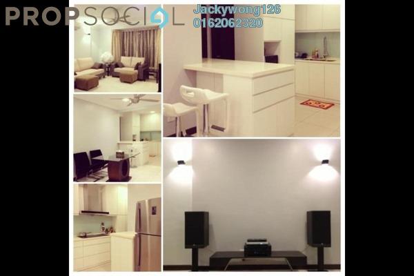 Condominium For Sale in Casa Tropicana, Tropicana Leasehold Semi Furnished 2R/2B 620k