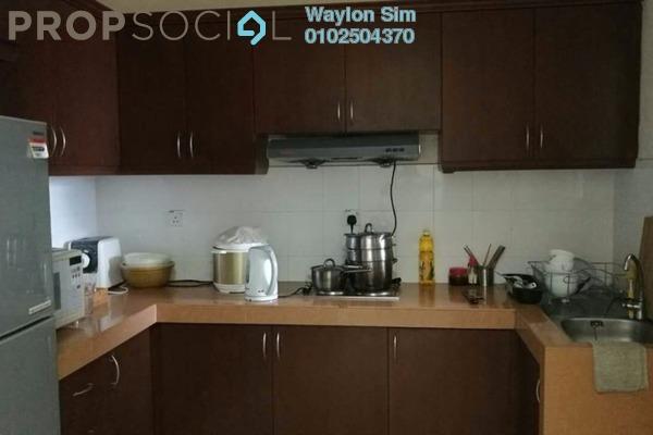 Condominium For Rent in Seri Maya, Setiawangsa Freehold Fully Furnished 3R/2B 3k