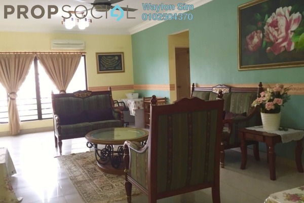 For Rent Condominium at Desa Permai, Taman Desa Freehold Fully Furnished 3R/2B 2.5k