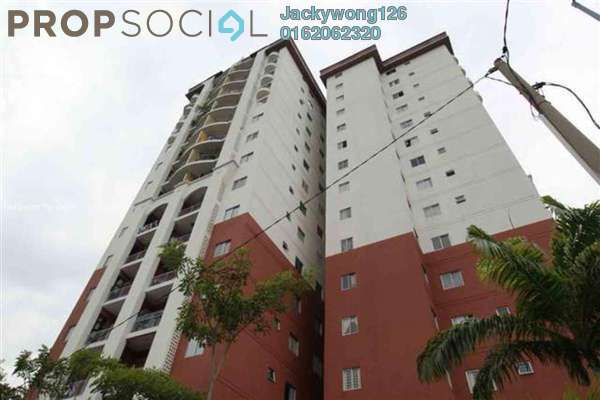 Condominium For Rent in Ketumbar Hill, Cheras Freehold Fully Furnished 3R/2B 1.5k