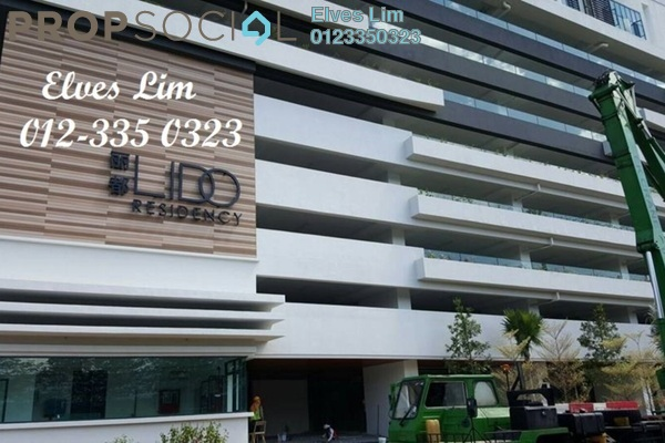 Condominium For Sale in Lido Residency, Bandar Sri Permaisuri Leasehold Unfurnished 2R/2B 620k