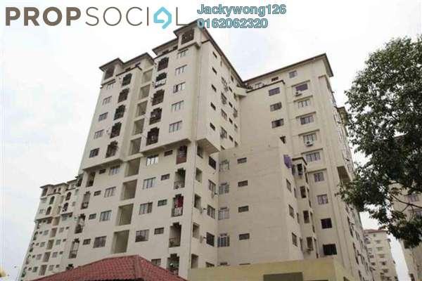 Condominium For Rent in Prisma Cheras, Cheras Freehold Unfurnished 3R/2B 1.35k