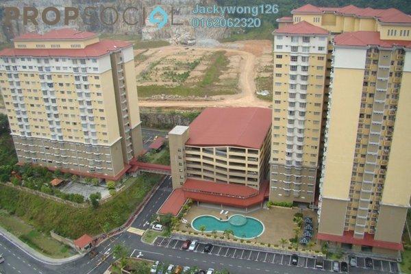 Condominium For Rent in Puncak Banyan, Cheras Freehold Semi Furnished 3R/2B 1.1k