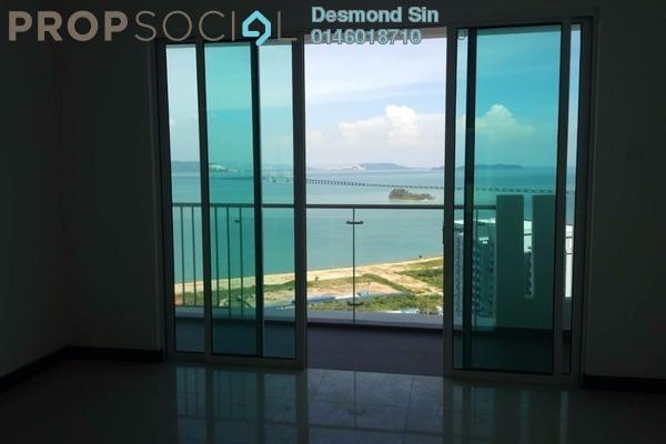 Condominium For Sale in Vertiq, Gelugor Freehold Unfurnished 3R/2B 770k