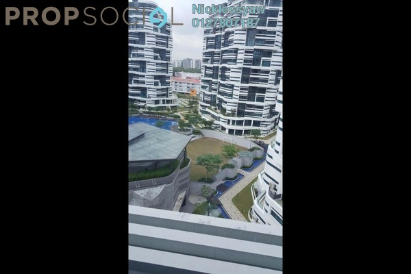 Condominium For Sale in AraGreens Residences, Ara Damansara Freehold semi_furnished 4R/4B 1.4m
