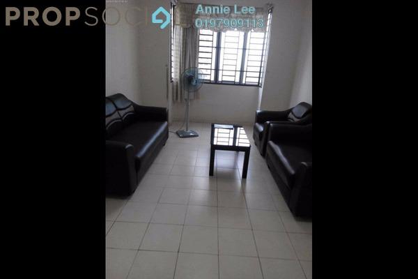 Apartment For Rent in Nusa Perdana Serviced Apartment, Iskandar Puteri (Nusajaya) Freehold Fully Furnished 3R/2B 1.15k