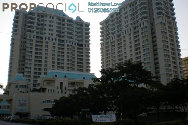 Condominium For Rent in Tanjung Park, Tanjung Tokong Freehold Fully Furnished 4R/2B 1.6k