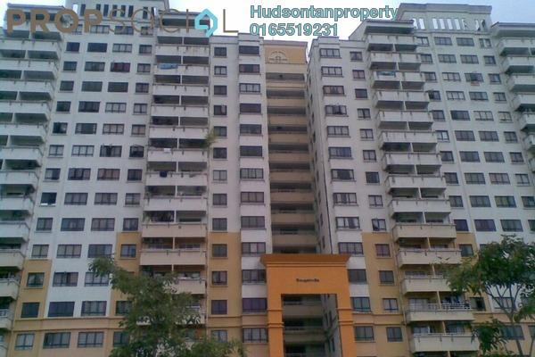 Condominium For Rent in Vista Millennium, Puchong Leasehold Fully Furnished 3R/2B 1.1k