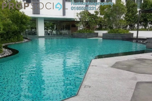 Condominium For Rent in Pearl Suria, Old Klang Road Leasehold Fully Furnished 3R/2B 2.35k
