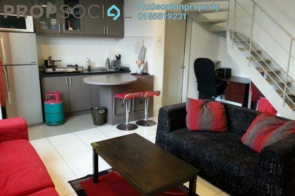 Condominium For Rent in The Domain, Cyberjaya Freehold Fully Furnished 0R/1B 1k
