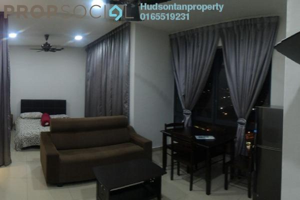Condominium For Rent in Univ 360 Place, Seri Kembangan Leasehold Fully Furnished 0R/1B 1.25k