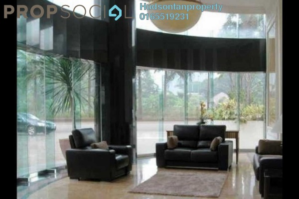 Condominium For Rent in Park View, KLCC Freehold Fully Furnished 0R/1B 1.95k
