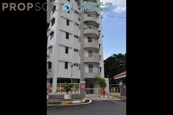 Condominium For Sale in Desa Bukit Jambul, Bukit Jambul Freehold Semi Furnished 3R/2B 530k