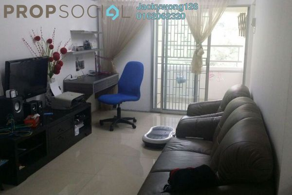 Condominium For Sale in Ketumbar Heights, Cheras Freehold Semi Furnished 3R/2B 320k