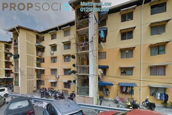 Condominium For Rent in Taman Tun Sardon, Gelugor Freehold Semi Furnished 2R/2B 600translationmissing:en.pricing.unit