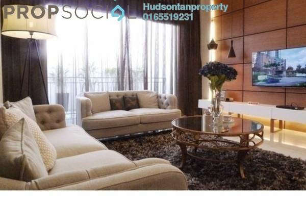 Condominium For Rent in Villa Makmur, Dutamas Freehold Fully Furnished 3R/2B 1.65k