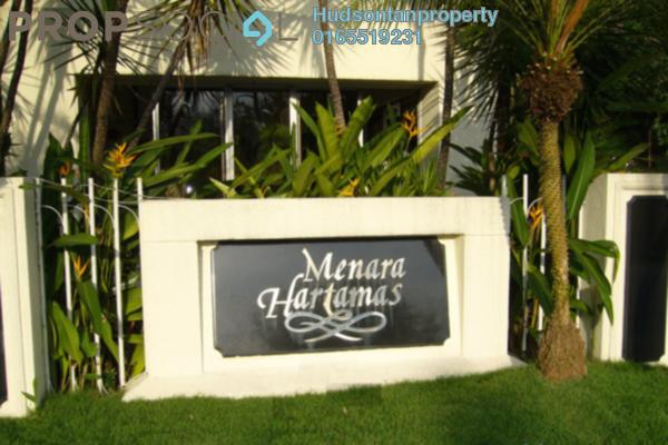 Condominium For Rent in Menara Hartamas, Sri Hartamas Freehold Fully Furnished 3R/2B 2.85k