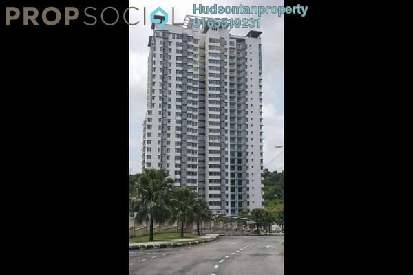 Condominium For Rent in Saville @ The Park, Pantai Freehold Fully Furnished 3R/2B 2.45k
