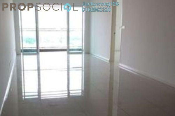 Condominium For Rent in 222 Residency, Setapak Freehold Semi Furnished 3R/2B 1.6k