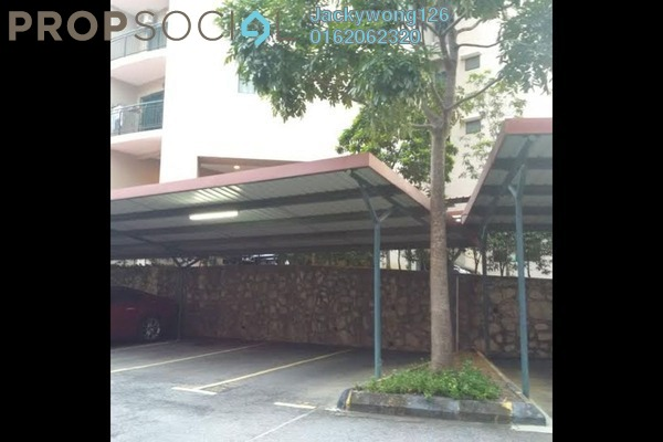 Condominium For Sale in Changkat View, Dutamas Freehold Semi Furnished 3R/2B 540k