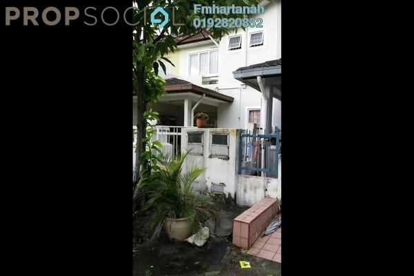 Terrace For Sale in PU10, Bandar Puchong Utama Freehold Unfurnished 4R/3B 475k
