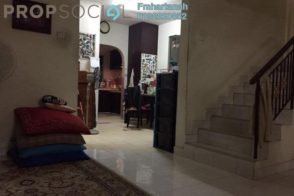 Terrace For Sale in Taman Bukit Mewah, Kajang Freehold Semi Furnished 4R/3B 495k