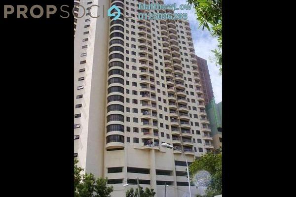 For Sale Condominium at Midlands Condominium, Pulau Tikus Leasehold Semi Furnished 3R/2B 570k