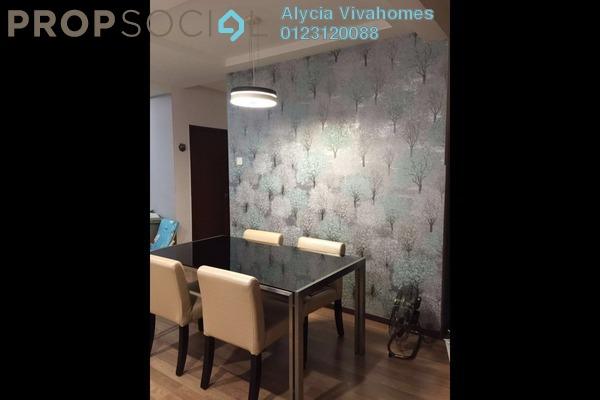 Condominium For Sale in Koi Kinrara, Bandar Puchong Jaya Freehold Semi Furnished 3R/3B 605k