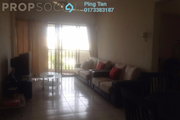 Apartment For Rent in Anjung Hijau, Bukit Jalil Freehold Fully Furnished 1R/1B 1.3k
