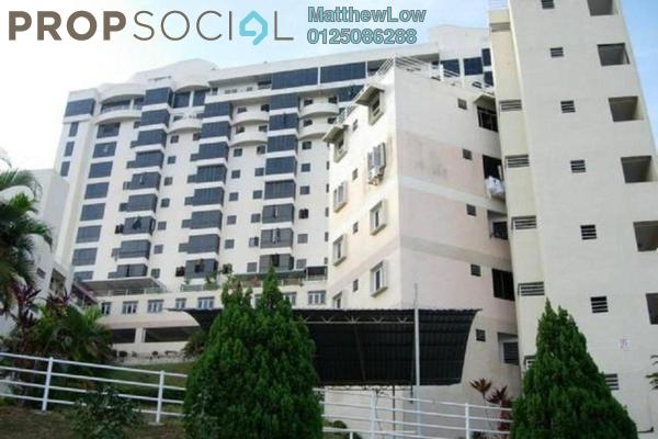 For Sale Apartment at Pearlvue Heights, Tanjung Tokong Freehold Semi Furnished 3R/2B 428k