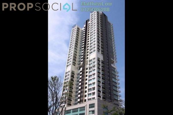 Condominium For Sale in Reflections, Sungai Ara Freehold Semi Furnished 3R/2B 665k